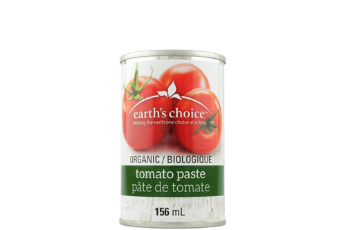 Earth's Choice: Organic Tomato Paste