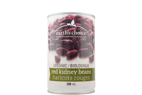 Earth's Choice: Organic Red Kidney Beans