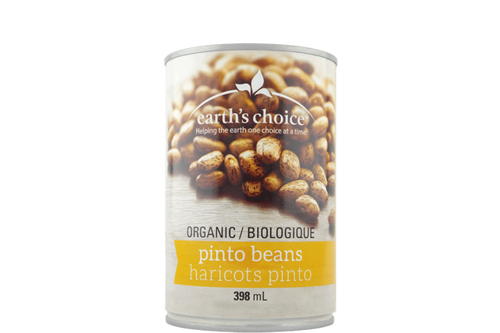 Earth's Choice: Organic Pinto Beans