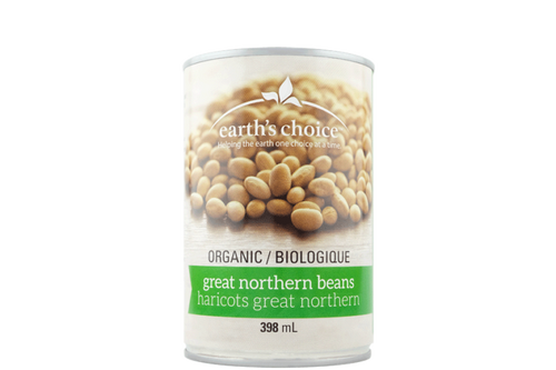 Earth's Choice: Organic Great Northern Beans