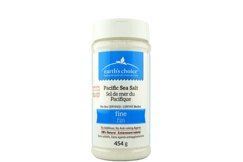 Earth's Choice: Pacific Sea Salt - Fine