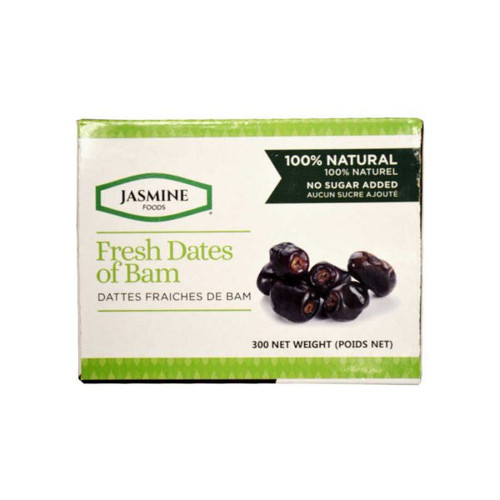 Jasmine Foods: Fresh Dates of Bam (300g)