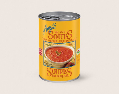 Amy's Kitchen: Organic Soup - Tomato Bisque (398ml)