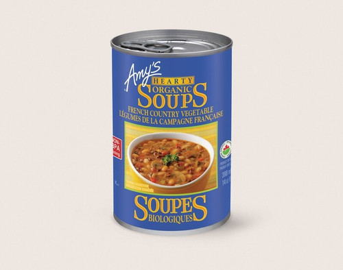 Amy's Kitchen: Organic Soup - French Country Vegetable (398ml)