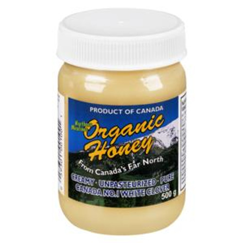 Northern Meadows Organic Creamy Honey (500g)