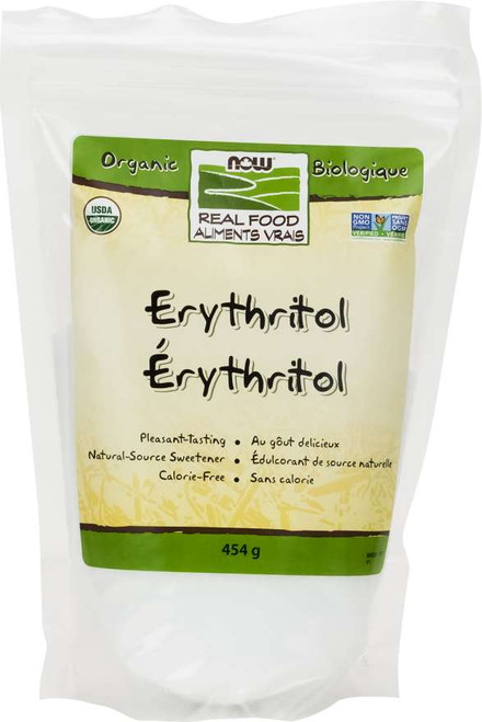 Now Foods: Erythritol (454g)