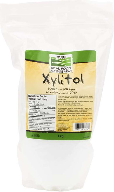 Now Foods: Xylitol (454g)