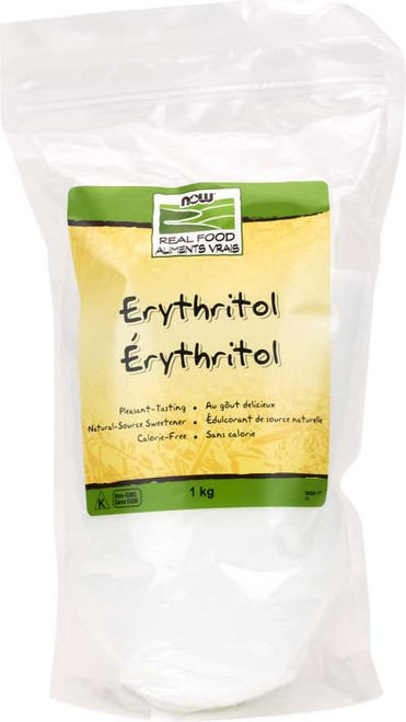 Now Foods: Erythritol (1 kg)