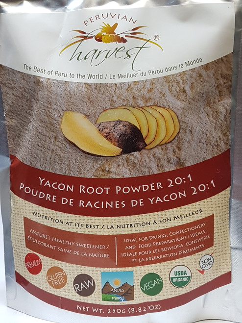Peruvian Harvest: Yacon Root Powder 20:1