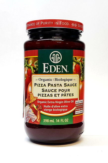 Eden: Organic Pizza Pasta Sauce (398ml)