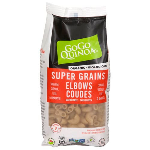 GoGo Quinoa: Super Grains Elbows