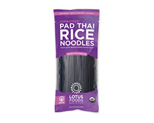 Lotus Foods: Forbidden Pad Thai Rice Noodles