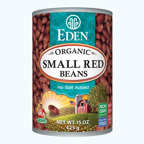 Eden: Organic Small Red Beans
