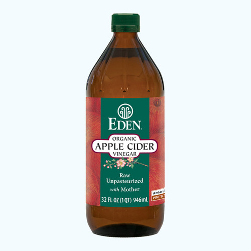 Eden: Organic Apple Cider Vinegar