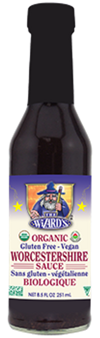 The Wizard's Organic Gluten Free Vegan Worcestershire Sauce
