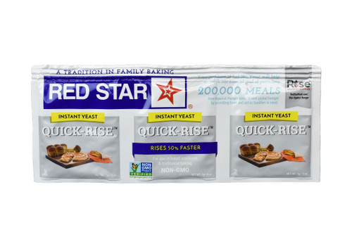 Red Star: Quick Rise Yeast