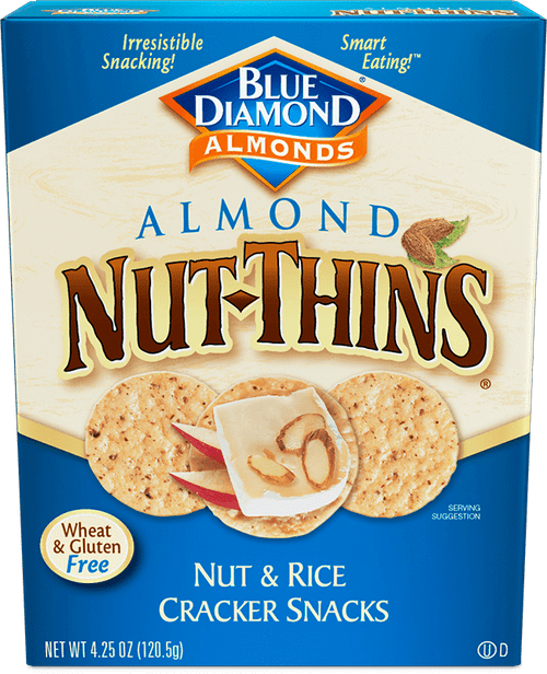 Blue Diamond: Almond Nut-Thins