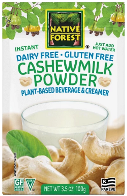 Native Forest: Cashewmilk Powder
