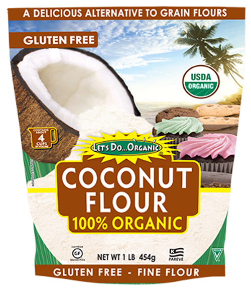 Let's Do Organic: Coconut Flour