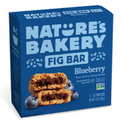Nature's Bakery: Fig Bar - Blueberry