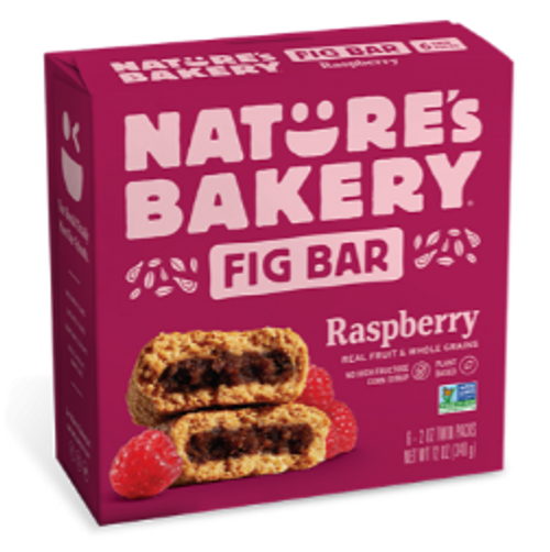 Nature's Bakery: Fig Bar - Raspberry