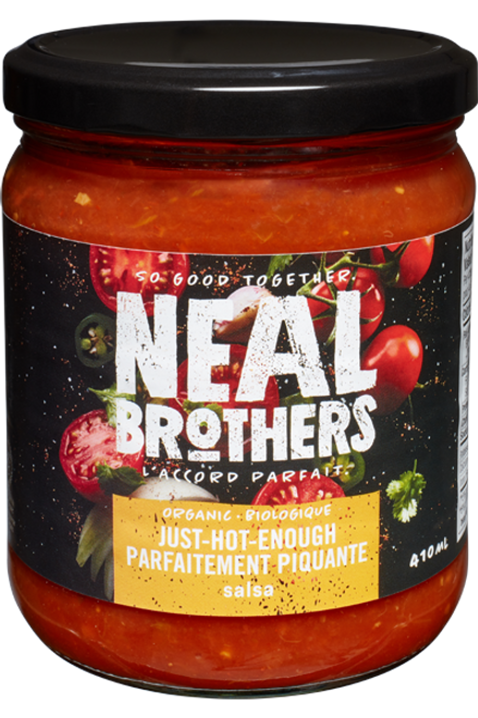 Neal Brothers: Organic Salsa - Medium