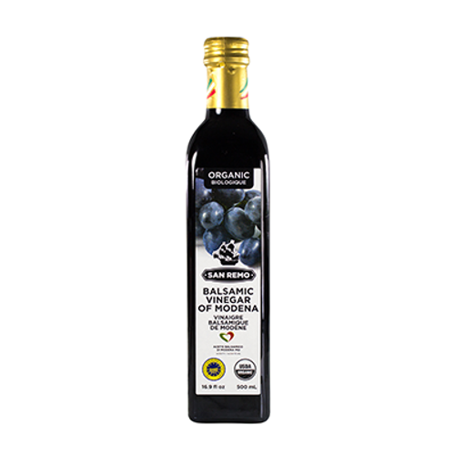 San Remo: Organic Balsamic Vinegar of Modena
