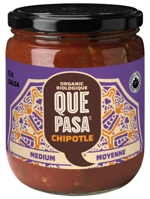 Que Pasa: Chipotle Medium Salsa