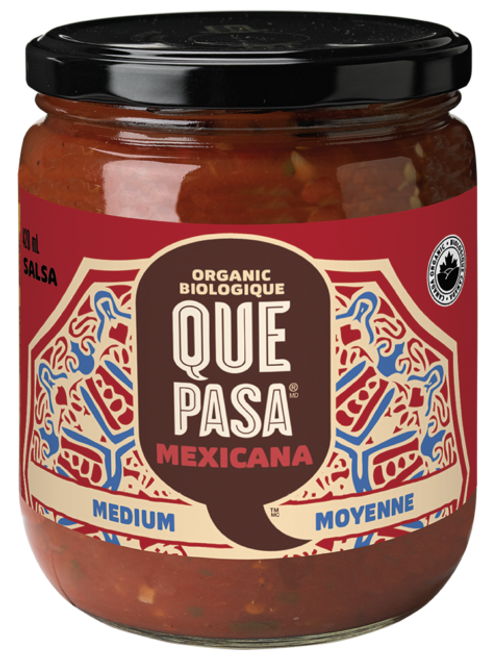 Que Pasa: Mexicana Medium Salsa