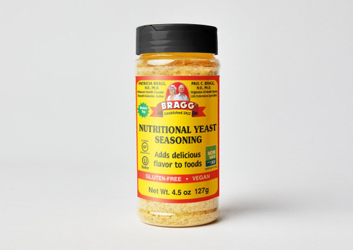 Bragg: Nutritional Yeast Seasoning