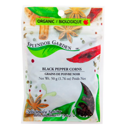 Splendor Garden: Black Pepper Corns