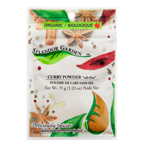 Splendor Garden: Curry Powder