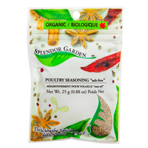 Splendor Garden: Poultry Seasoning