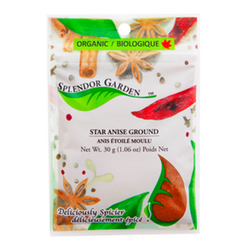 Splendor Garden: Star Anise Ground