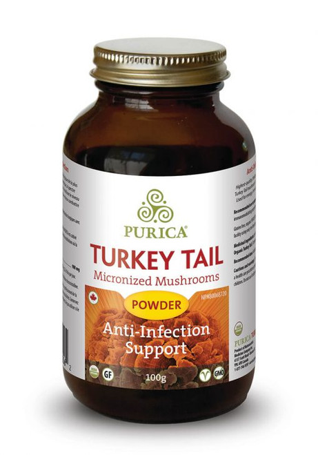 Purica: Turkey Tail Powder