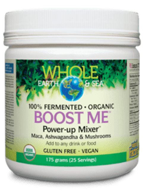 Whole Earth & Sea: Boost Me Power-up Mixer