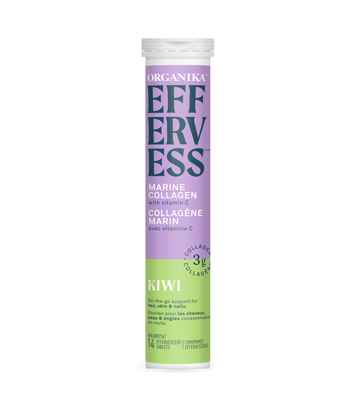 Organika: Effervess Marine Collagen - Kiwi