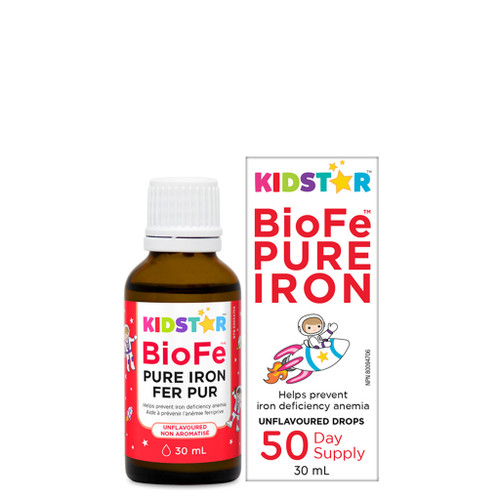 Kidstar: BioFe Pure Iron