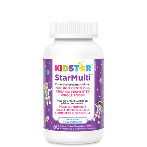 Kidstar: StarMulti Multinutrients - Space Berry