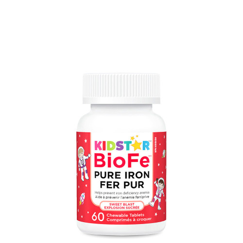 Kidstar: BioFe Pure Iron - Sweet Blast