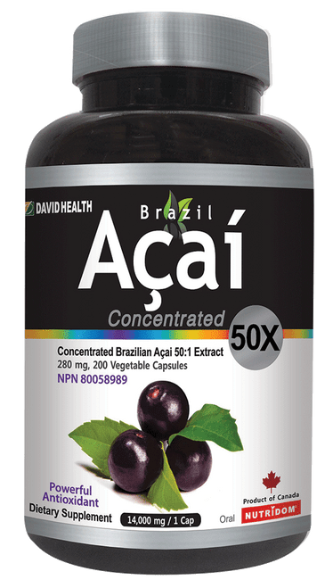 Brazil: Acai 50X Concentrated