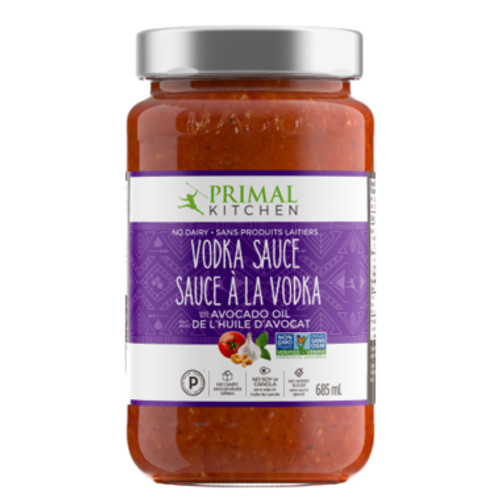 Primal Kitchen: Vodka Sauce