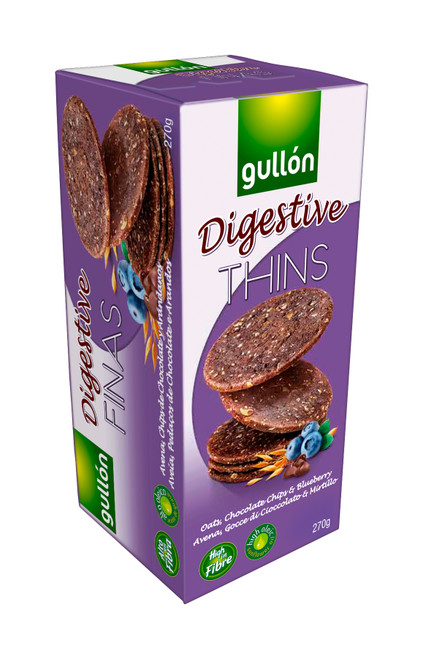 Gullon: Digestive Thins