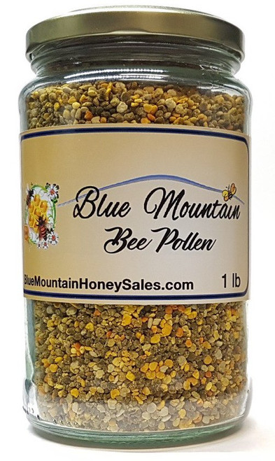 Blue Mountain Bee Pollen