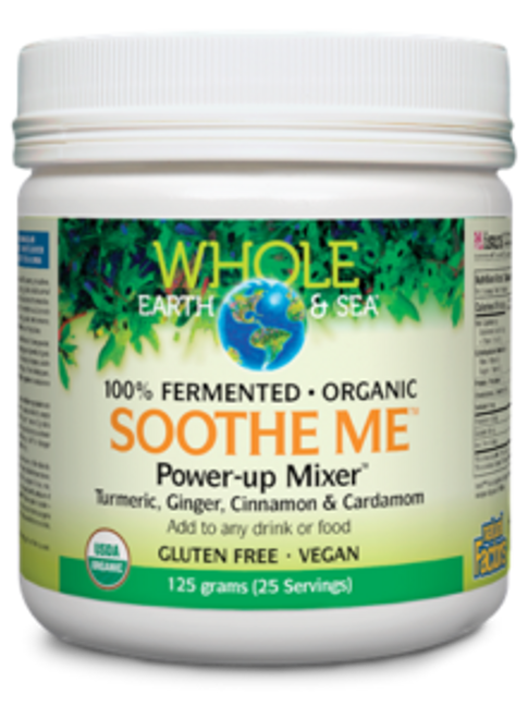 Whole Earth & Sea: Soothe Me Power-up Mixer