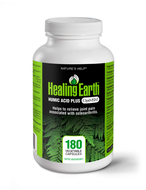 Healing Earth: Humic Acid Plus OptiMSM