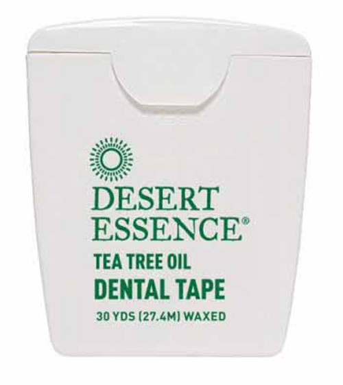 Desert Essence: Tea Tree Oil Dental Tape (30yd)