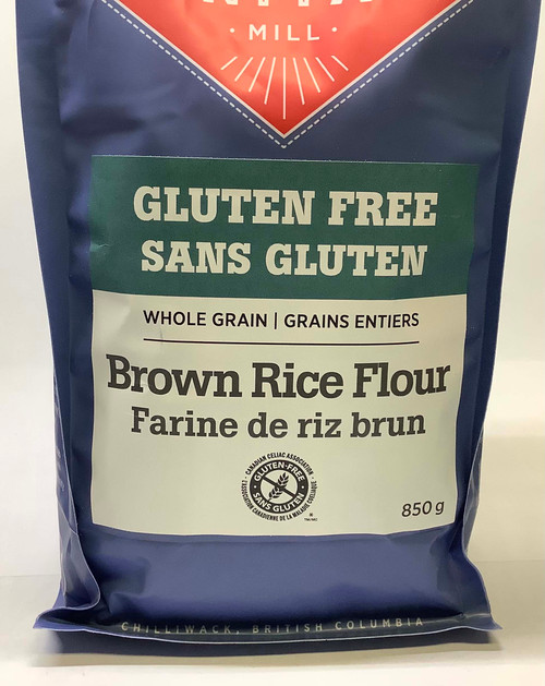 Anita's Organic Mill: Gluten Free Brown Rice Flour
