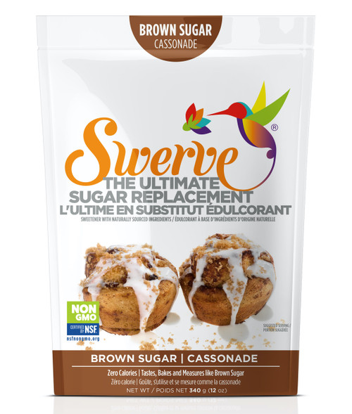 Swerve: Brown Sugar Replacement (340g)