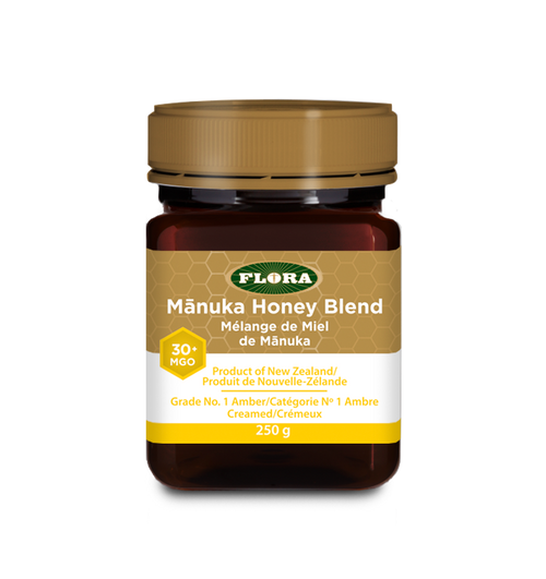 Flora: Manuka Honey Blend - 30+ MGO (250g)